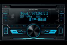 DPX-3000U - Doppel-DIN-Receiver mit iPod-Steuerung