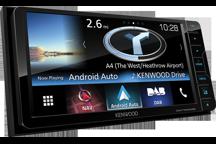 DNX716WDABS - Récepteur WVGA de 7 USB/SD/DVD avec système de navigation, Bluetooth et radio DAB intégrés