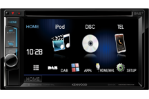 DDX5016DAB - 6.2 WVGA USB/DVD-Receiver with built-in Bluetooth & DAB tuner