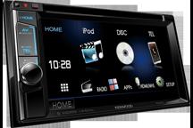 DDX5016BTR - 2016. 6.2 wVGA, HDMI/MHL, CD/DVD/USB, FLAC, 3 п.лин.вых. 4В, DTA, Bluetooth, поканальное упр-е