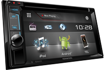 DDX4016BT - 6.2 WVGA USB/DVD-Receiver with built-in Bluetooth