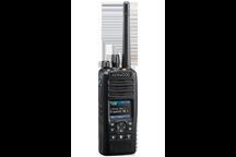 NX-5200E2 - VHF NEXEDGE/P25 Digital/Analogue Portable Radio with GPS - with Standard Keypad (EU Use)