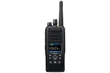NX-5200E2 - VHF NEXEDGE/P25 Digital/Analogue Portable Radio with GPS - with Standard Keypad (EU Use)