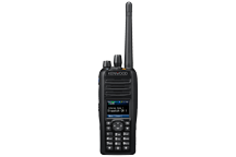 NX-5200E - VHF NEXEDGE/P25 Digital/Analogue Portable Radio with GPS - with Full Keypad (EU Use)