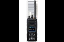 NX-5200E - VHF NEXEDGE/DMR/P25 Digital/Analog Volltastatur Handsprechfunkgerät mit GPS (EU Ausführung)