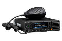 NX-5700E - VHF NEXEDGE/P25 Digital/Analogue Mobile Radio with GPS (EU Use)