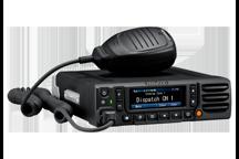 NX-5800E - UHF NEXEDGE/P25 Digital/Analogue Mobile Radio with GPS (EU Use)