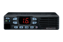TK-D840E - UHF DMR Mobile Radio (EU Use)