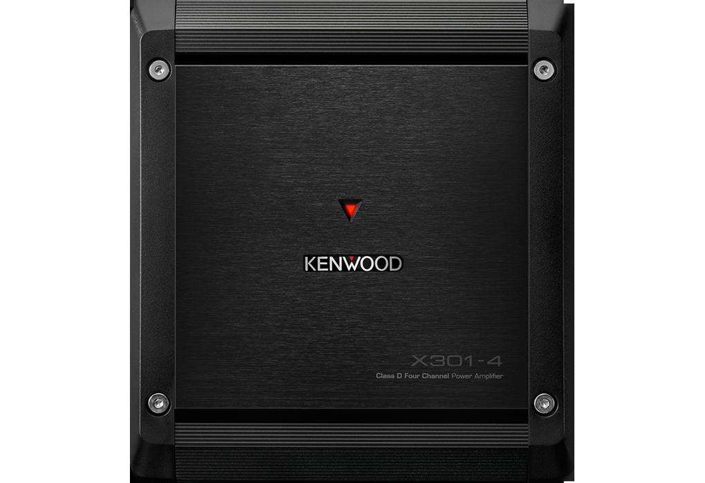 Amplifiers • X301-4 Specifications • KENWOOD UK