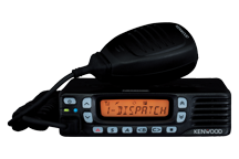 NX-820GE dPMR - UHF dPMR NEXEDGE Digital/Analogue Mobile Radio with GPS (EU Use)