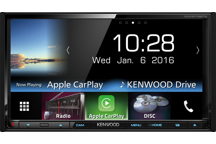 DDX9716BTS - 2016. Android Auto и Apple CarPlay. 7 wVGA, CD/DVD/USB, FLAC 24бит/192кГц, NTFS, DSP/DTA/гейны