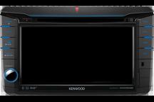 DNX516DABS - Sistema di navigazione WVGA 7,0 con tuner DAB integrato per VW, Seat e Skoda