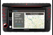DNX516DABS - Sistema de navegación 7.0 WVGA con sintonizador DAB incorporado para VW, Skoda & Seat