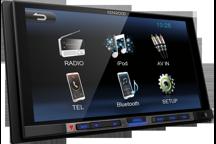 """DMX100BT - Récepteur Numérique 6.8"""" WVGA avec Bluetooth intégré"""