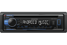 KDC-110UB - USB / CD-Receiver with Blue Illumination
