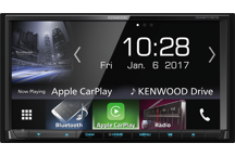 DDX9717BTS - 7.0  AV-modtager med Bluetooth & smartphone kontrol Apple Car Play & Android Auto