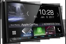 """DDX9717BTS - Récepteur 7.0"""" WVGA DVD avec Bluetooth intégré & contrôle smartphone."""