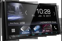 DDX9717BTS - 7 AV přijímač s  Bluetooth a ovládáním smartphonu