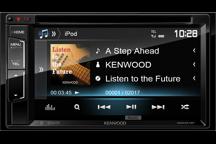 """DDX317BT - 6.2"""" WVGA DVD Recetor com Bluetooth incorporado"""