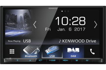 "DMX7017DABS - 7.0"" AV-Receiver with Bluetooth, DAB Radio & Smartphone Control"