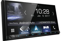 "DMX7017DABS - 7.0"" AV-Receiver with Bluetooth, DAB+ Radio & Smartphone Control"