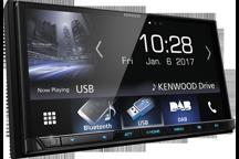"""DMX7017DABS - Récepteur multimédia numérique 7.0"""" WVGA avec Bluetooth, radio DAB intégrés & contrôle smartphone"""