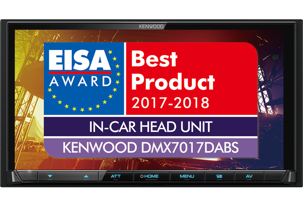 DMX7017DABS Spotify App Control, CarPlay, Android Auto • KENWOOD UK