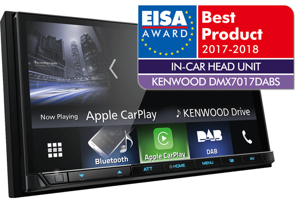 DMX7017DABS Apple CarPlay Digital Media System • KENWOOD UK