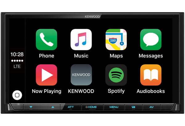 Dmx7017dabs Apple Carplay Digital Media System  U2022 Kenwood Uk
