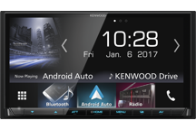 DMX7017BTS - 7.0  AV-modtager med Bluetooth & smartphone kontrol Apple Car Play & Android Auto