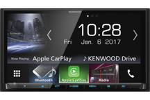 DMX7017BTS - 2017. Android Auto и Apple CarPlay. 7 wVGA. Bluetooth/USB/тюнер. Hi-res audio: FLAC 24бит/192кГц, DSD. NTFS, DSP/DTA/поканалка