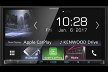 DMX7017BTS - 2017. Android Auto и Apple CarPlay. 7 wVGA. Bluetooth/USB/тюнер. Hi-res audio: FLAC 24бит/192кГц, DSD. NTFS, DSP/DTA/поканалка
