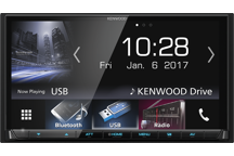 "DMX7017BTS - 7.0"" AV-Receiver with Bluetooth & Smartphone Control"