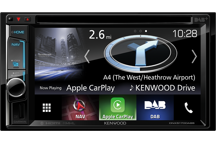 "DNX5170DABS - 6.2"" AV Receiver / Navigation System with Bluetooth & DAB Radio"