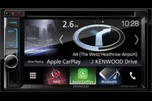 DNX5170BTS - 15, 7 cm WVGA Navitainer mit Bluetooth und integrierter Garmin Navigation