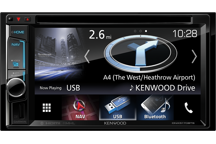 "DNX5170BTS - 6.2"" Navigation/AV-Receiver with Bluetooth & Smartphone Control"