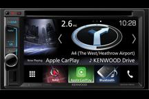 """DNX317BTS - 6.2"""" Navigation/AV-Receiver med Bluetooth & Navigation"""