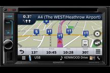 DNX317BTS - Sintomonitor con navigazione, schermo da 6,2 e Bluetooth integrato