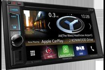 DNX451RVS - Système de navigation spécial Camion & Mobilhome, Ecran 6.2, contrôle smartphone, Bluetooh & DAB intégrés