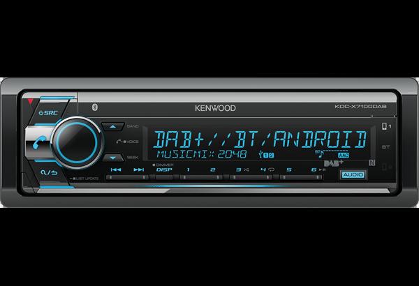 KDC-X7100DAB