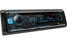 KDC-BT710DAB - DAB Tuner / Bluetooth / USB / CD Receiver