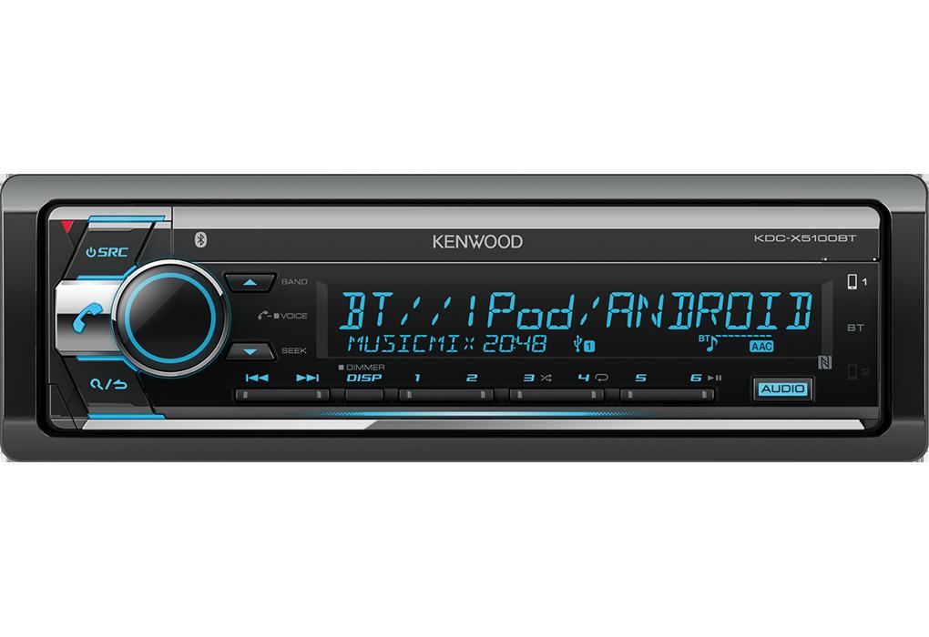 KDC-X5100BT