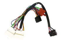 CAW-SS2344 - Plug & Play cable for SSangYong