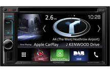 "DNX317DABS - 6.2"" Navigation/AV-Receiver with Bluetooth, DAB Radio & Smartphone Control"
