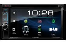 "DDX4018DAB - 6.2"" Monitor DVD-Receiver with Bluetooth & DAB+ Radio"
