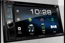 DDX4018DAB - 6,2 multimediální přijímač s DVD, Bluetooth a DAB+ rádiem