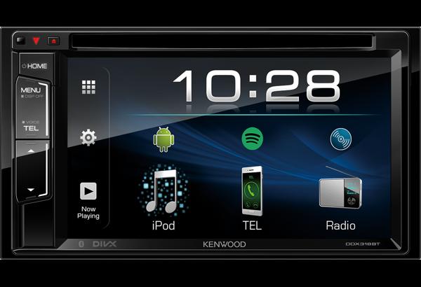kenwood multimedia systems • ddx318bt features • kenwood uk