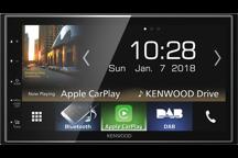 "DMX7018DABS - 6.8"" Digital Media AV Receiver with Smartphone control, Bluetooth & DAB+ Radio."