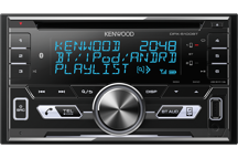 DPX-5100BT - 2-DIN CD-Receiver met Bluetooth.