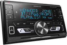 DPX-M3100BT - 2DIN Digital Media Receiver with Built-in Bluetooth.